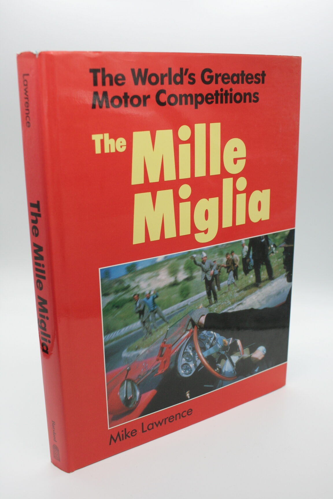 The Mille Miglia - Mike Lawrence