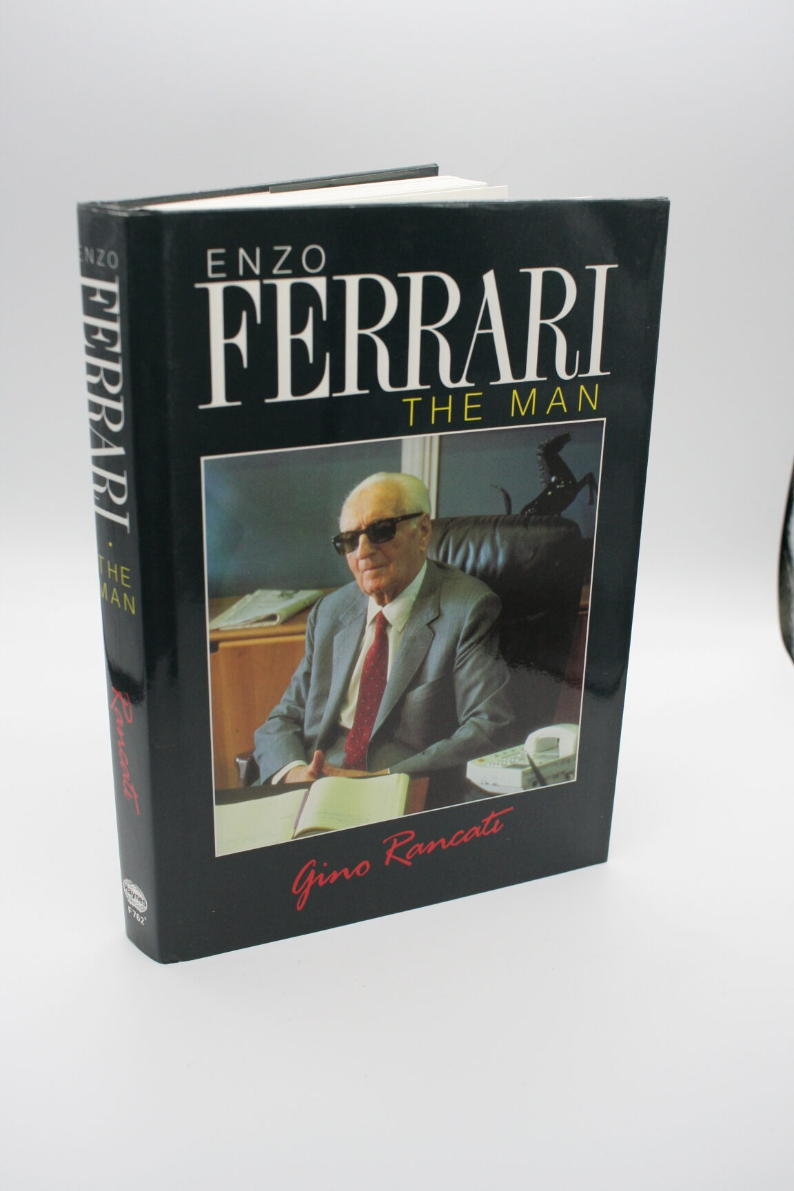 Enzo Ferrari: The Man - Gino Rancati
