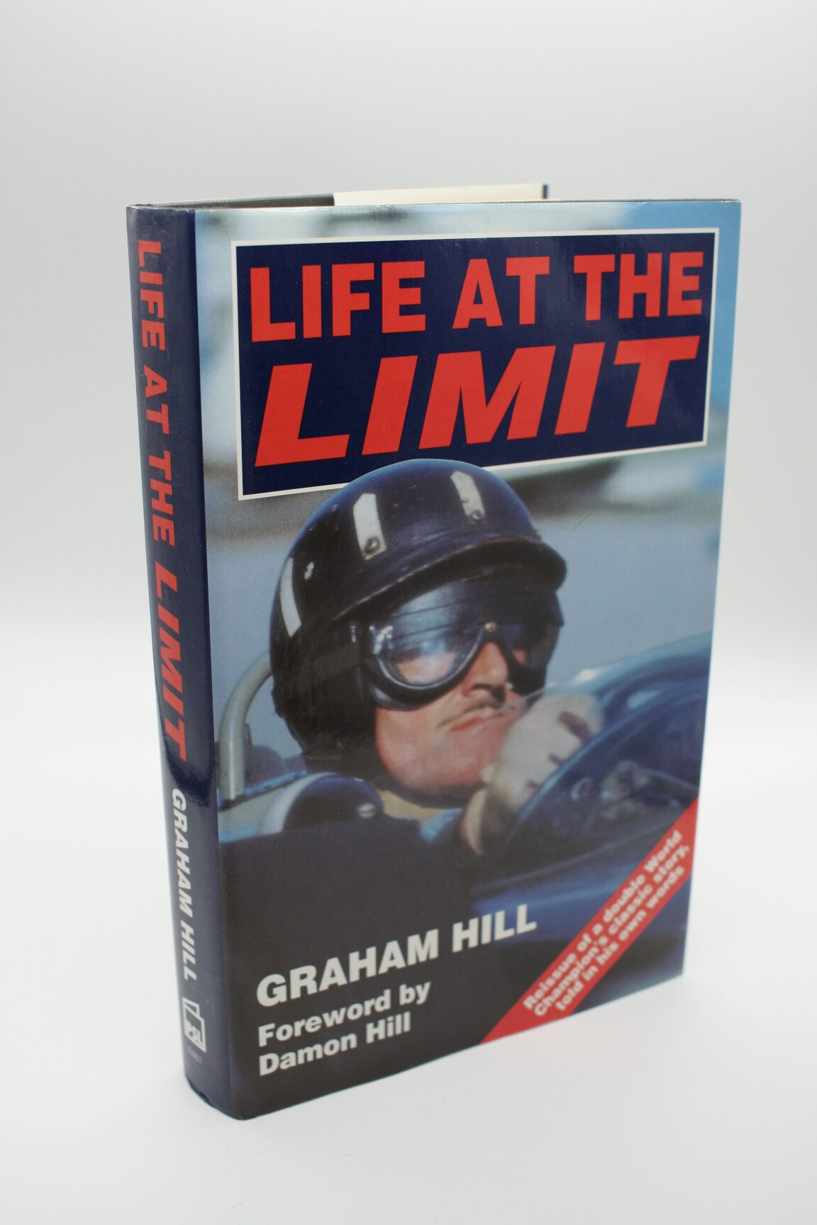 Life at the Limit - Graham Hill