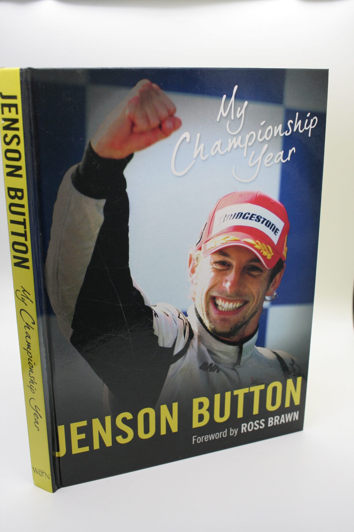 My Championship Year - Jenson Button
