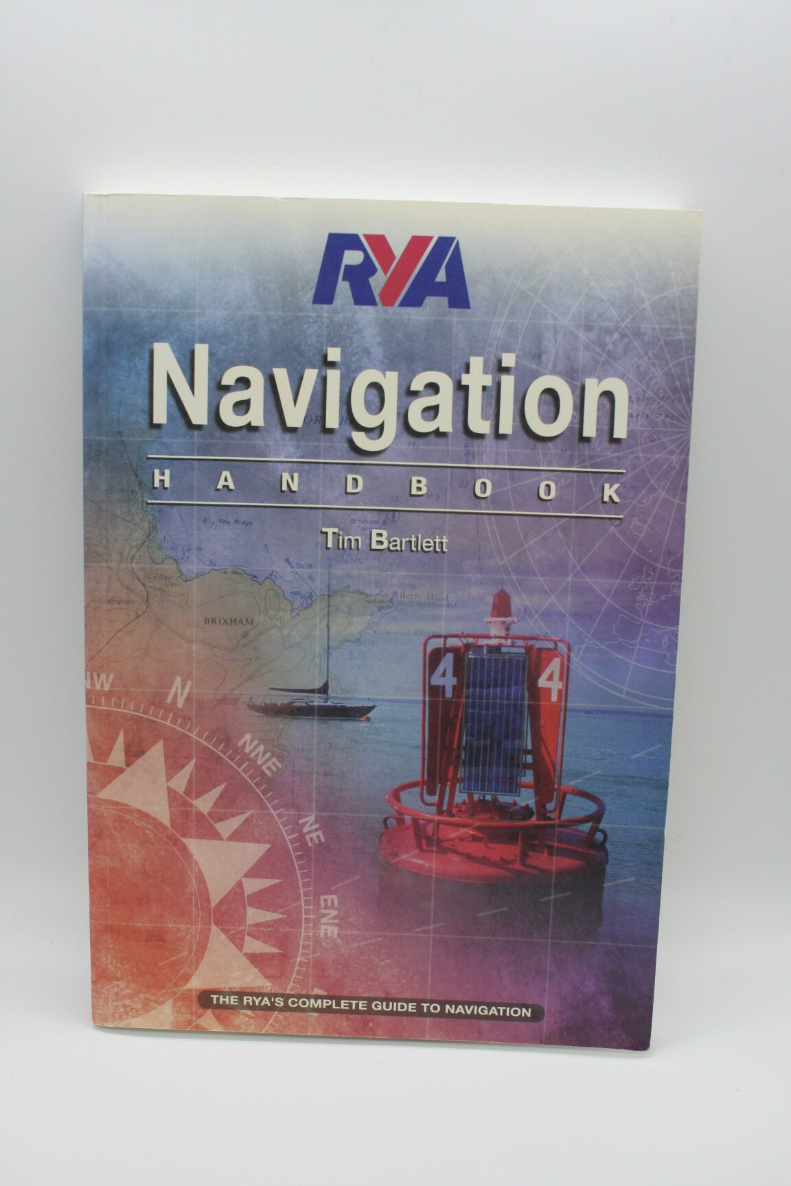 RYA Navigation Handbook - Tim Bartlett