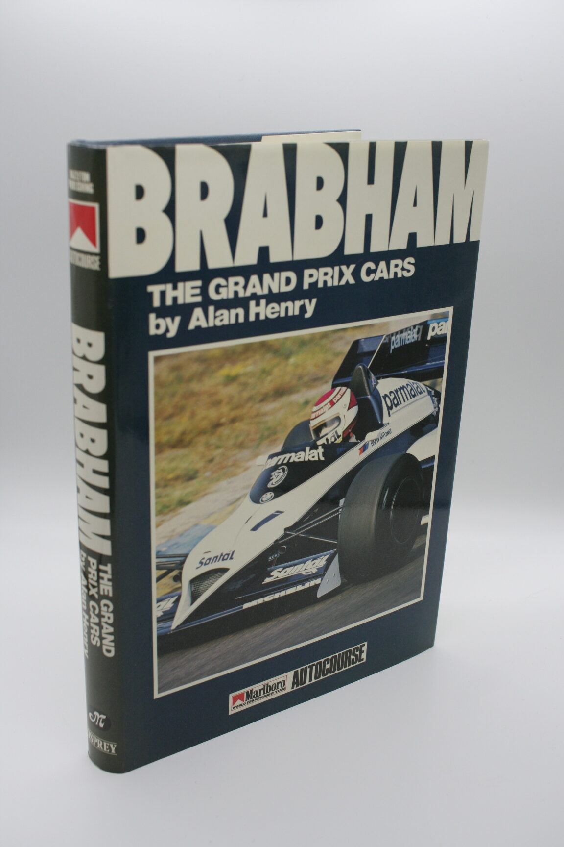 Brabham: The Grand Prix Cars - Alan Henry