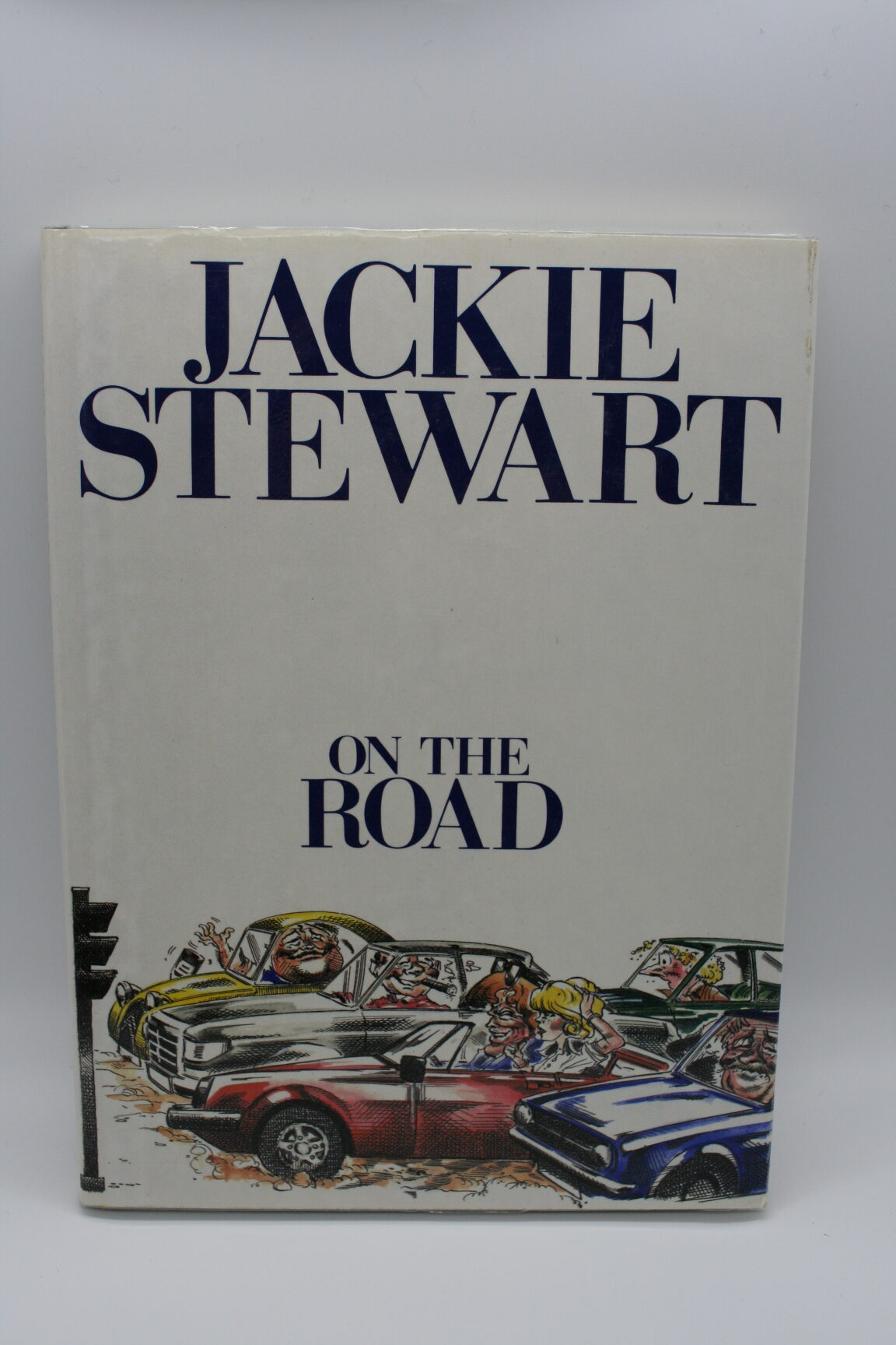 On The Road - Jackie Stewart