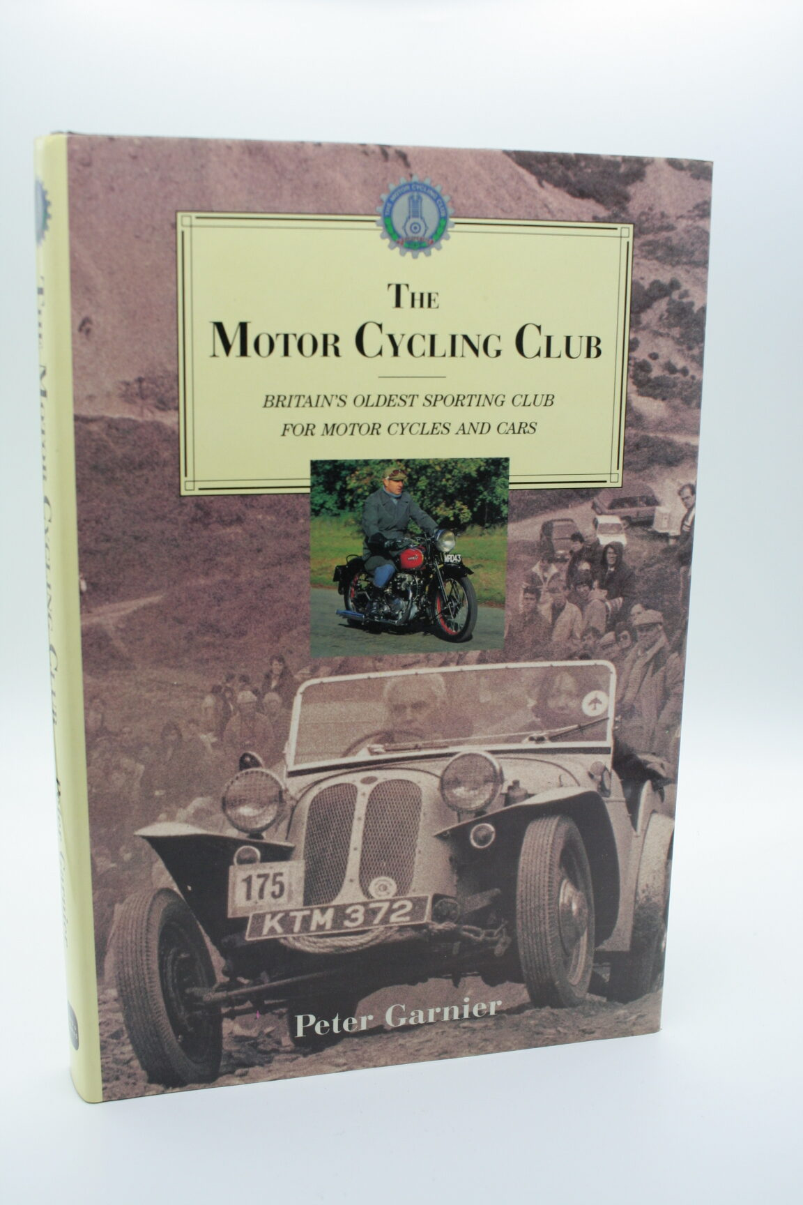 The Motor Cycling Club - Peter Garnier