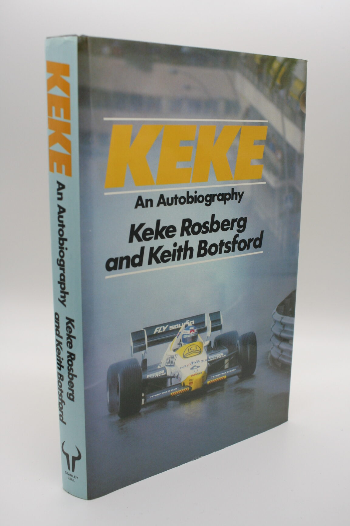 Keke: An Autobiography - Keke Rosberg and Keith Botsford