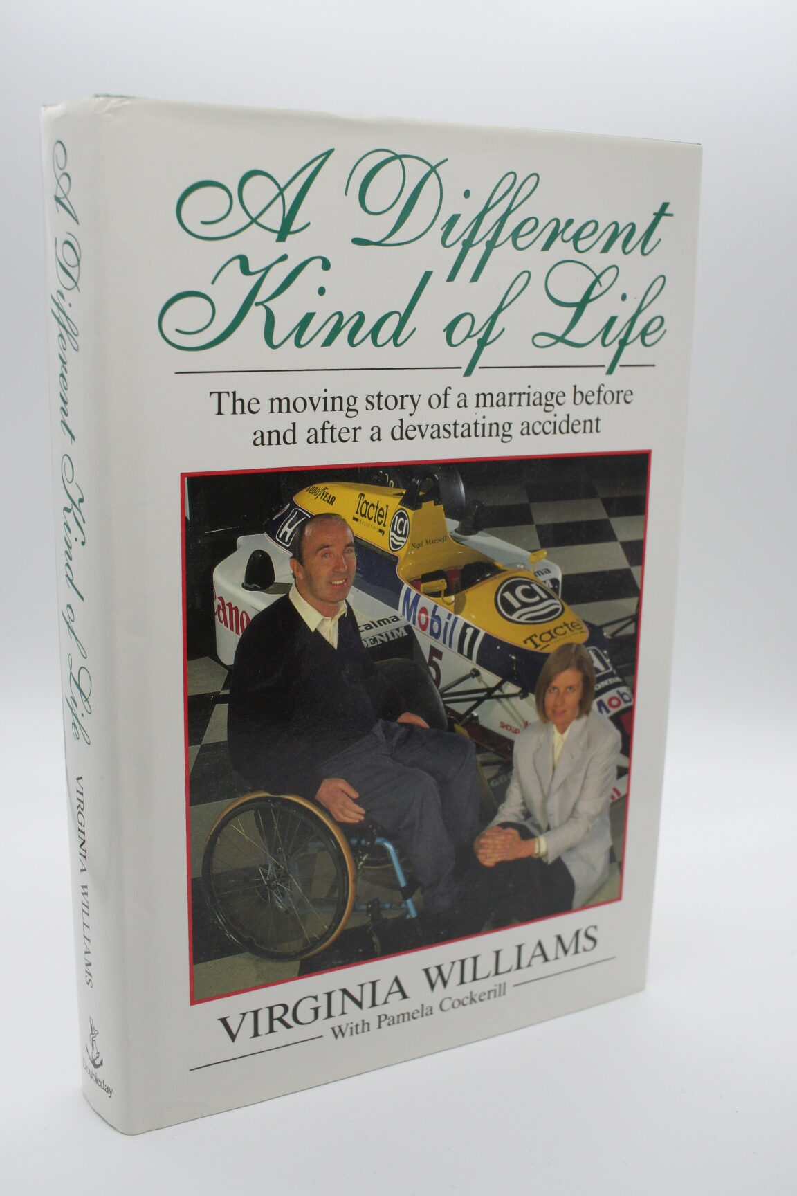 A Different Kind of Life - Virginia Williams