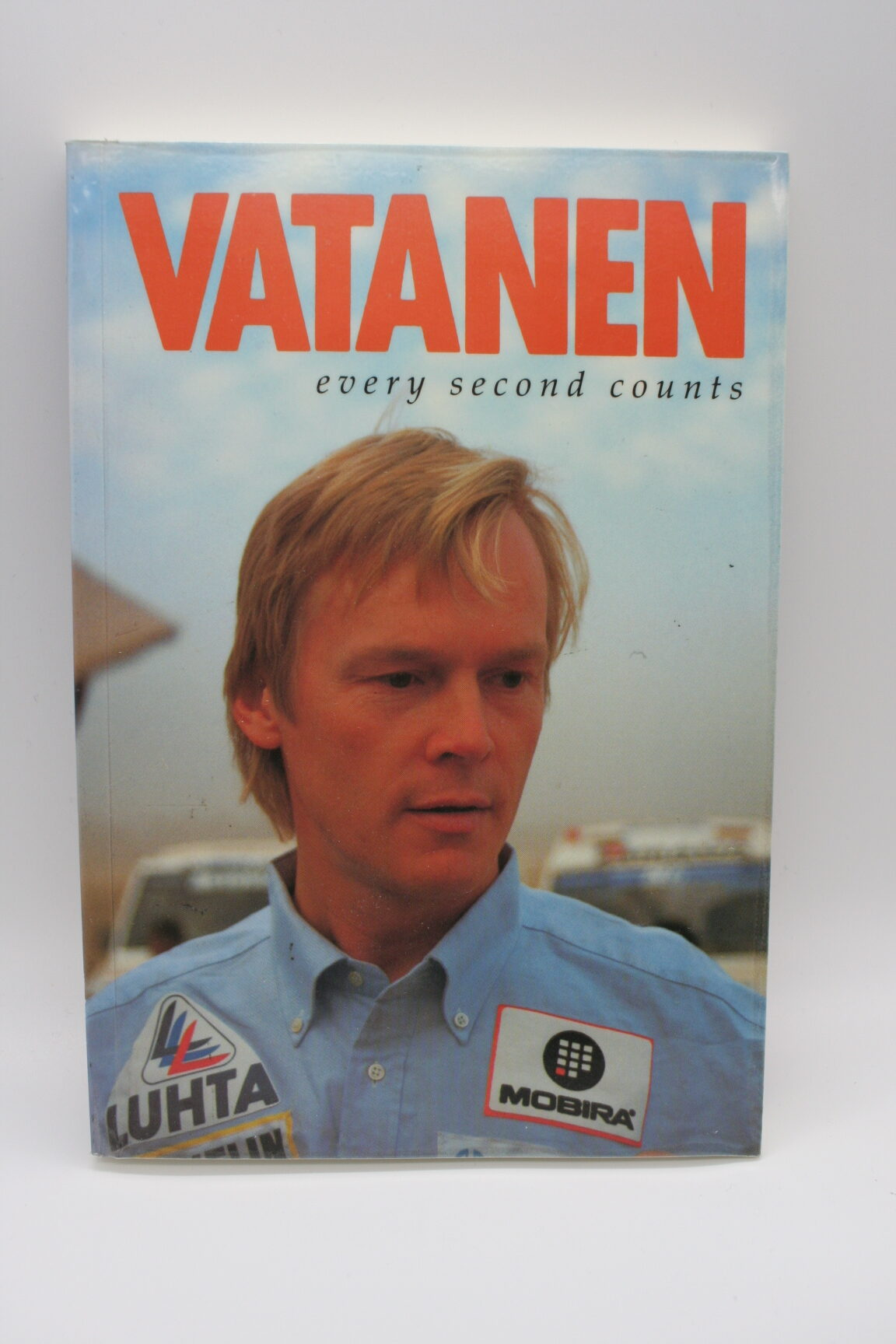 Every Second Counts - Ari Vatanen