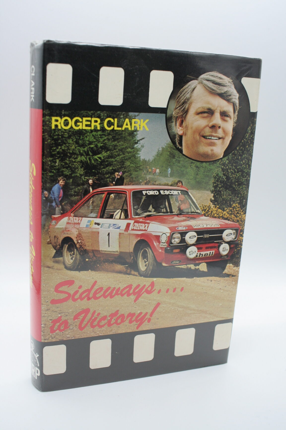 Sideways to Victory - Roger Clark